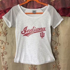 Indiana Hoosiers Stadium Shirt Sz M